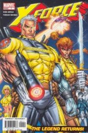 X-Force Comics (2004 Series)